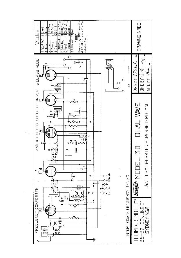 repair dual radio manual