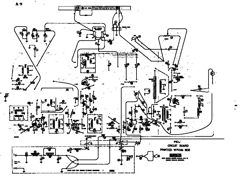 Astor P10j 912v Transistor Portable Radio 1961 Sm Service Manual