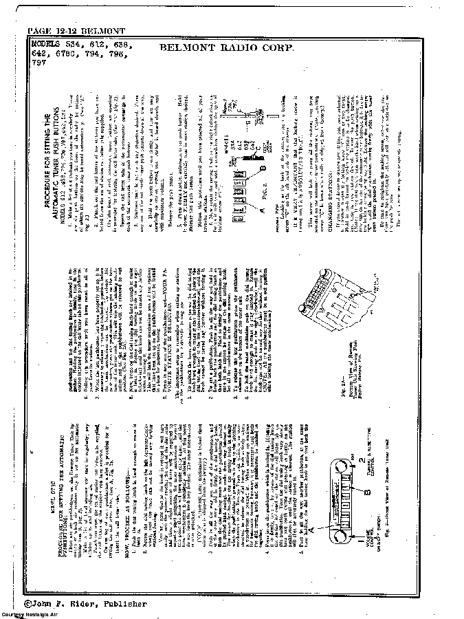 BELMONT RADIO CORP. 678C SCH service manual (2nd page)