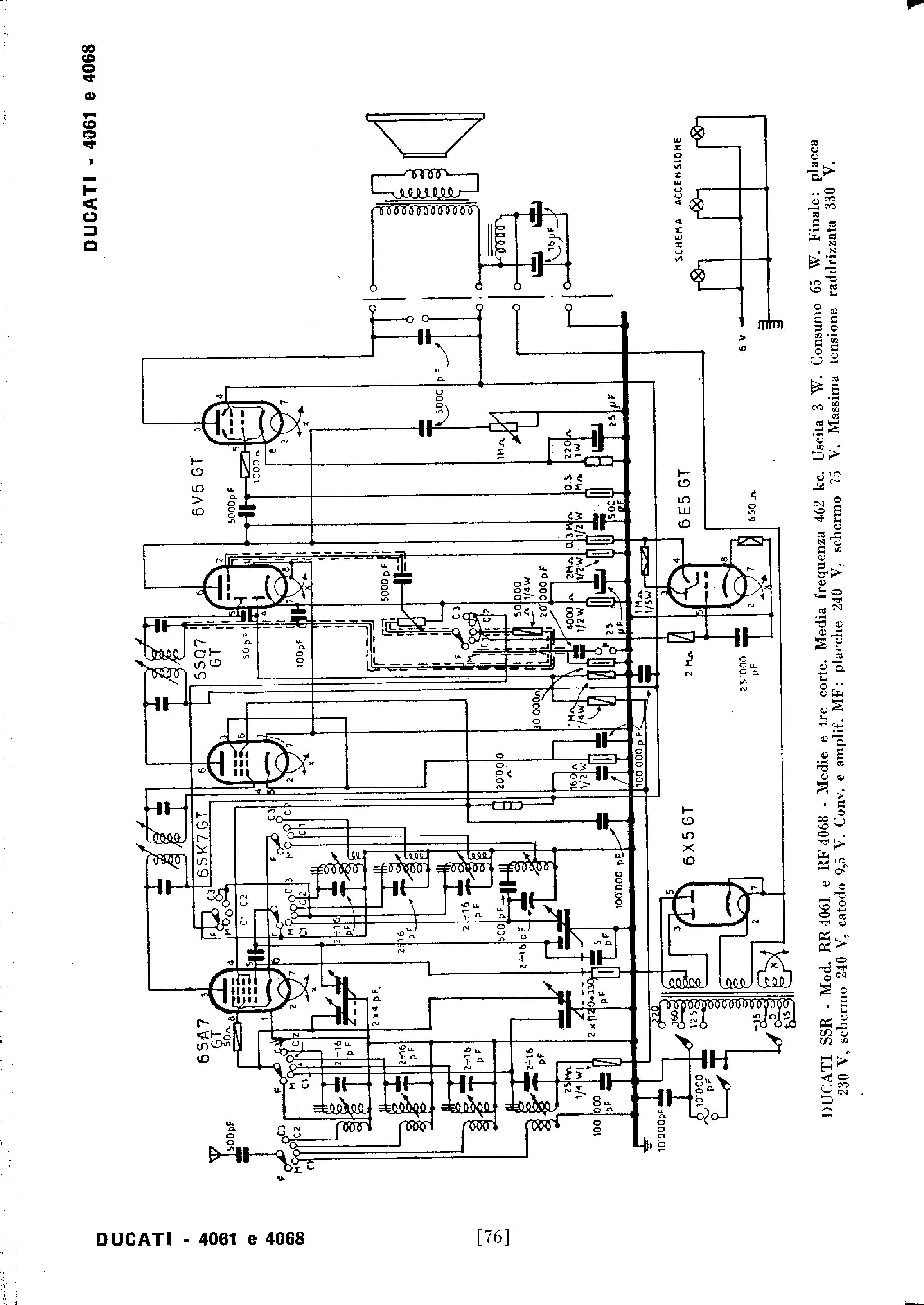 ducati rr4061 sch service manual download  schematics