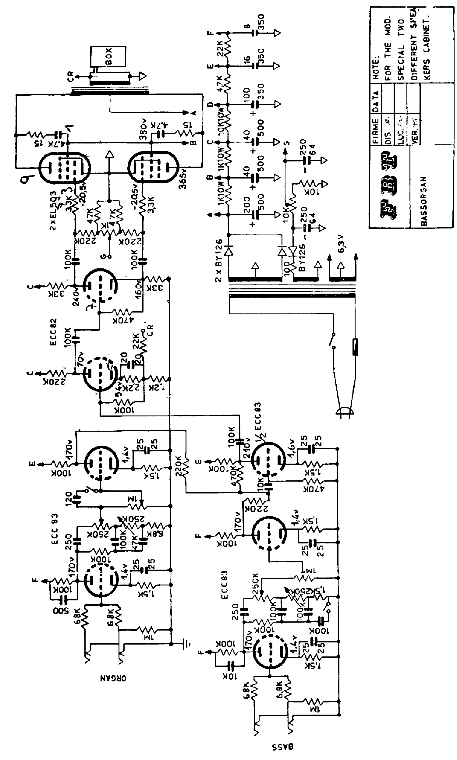fbt jolly 15ba sch service manual download  schematics