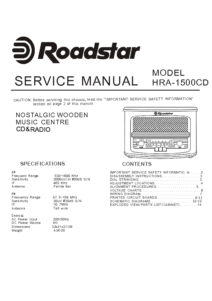 roadstar_hra_1500cd_sm.pdf_1 2001 road star 1600 wiring diagram 2001 yamaha road star 1600 2001 yamaha roadstar 1600 wiring diagram at soozxer.org