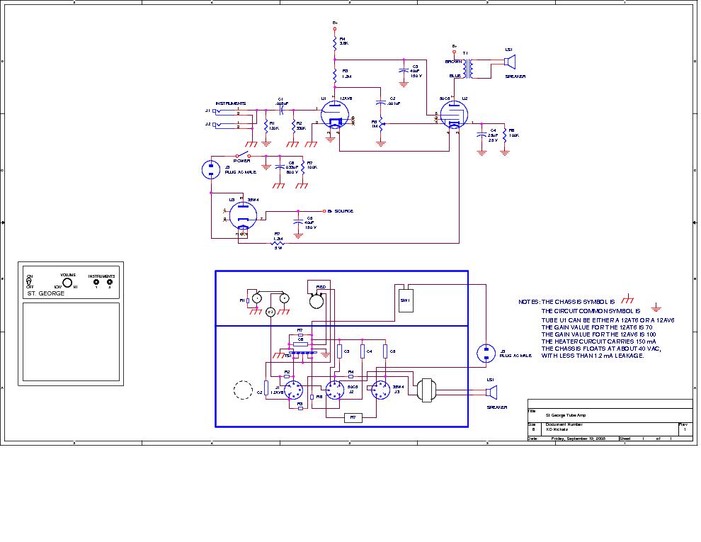 50c5 Tube Amplifier Schematic Diagram. . Wiring Diagram Dayton Kd Motor Wiring Schematic on