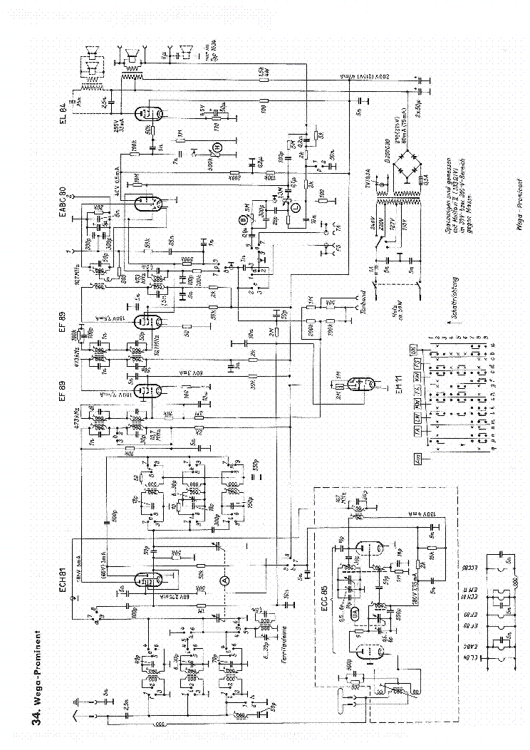 wega hifi 3220 sm service manual download  schematics