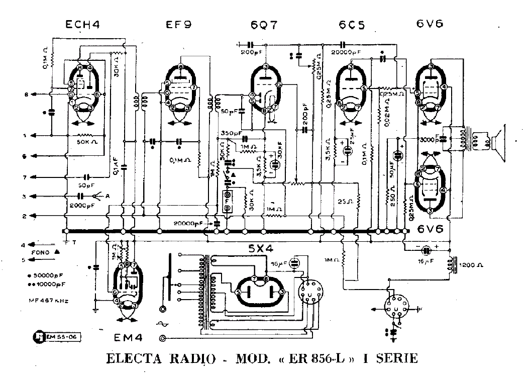 electa radio er656l am radio receiver sch service manual download  schematics  eeprom  repair