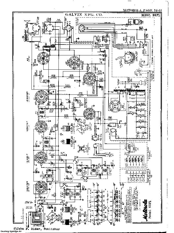GALVIN MFG CO  93-F1 Service Manual download, schematics, eeprom