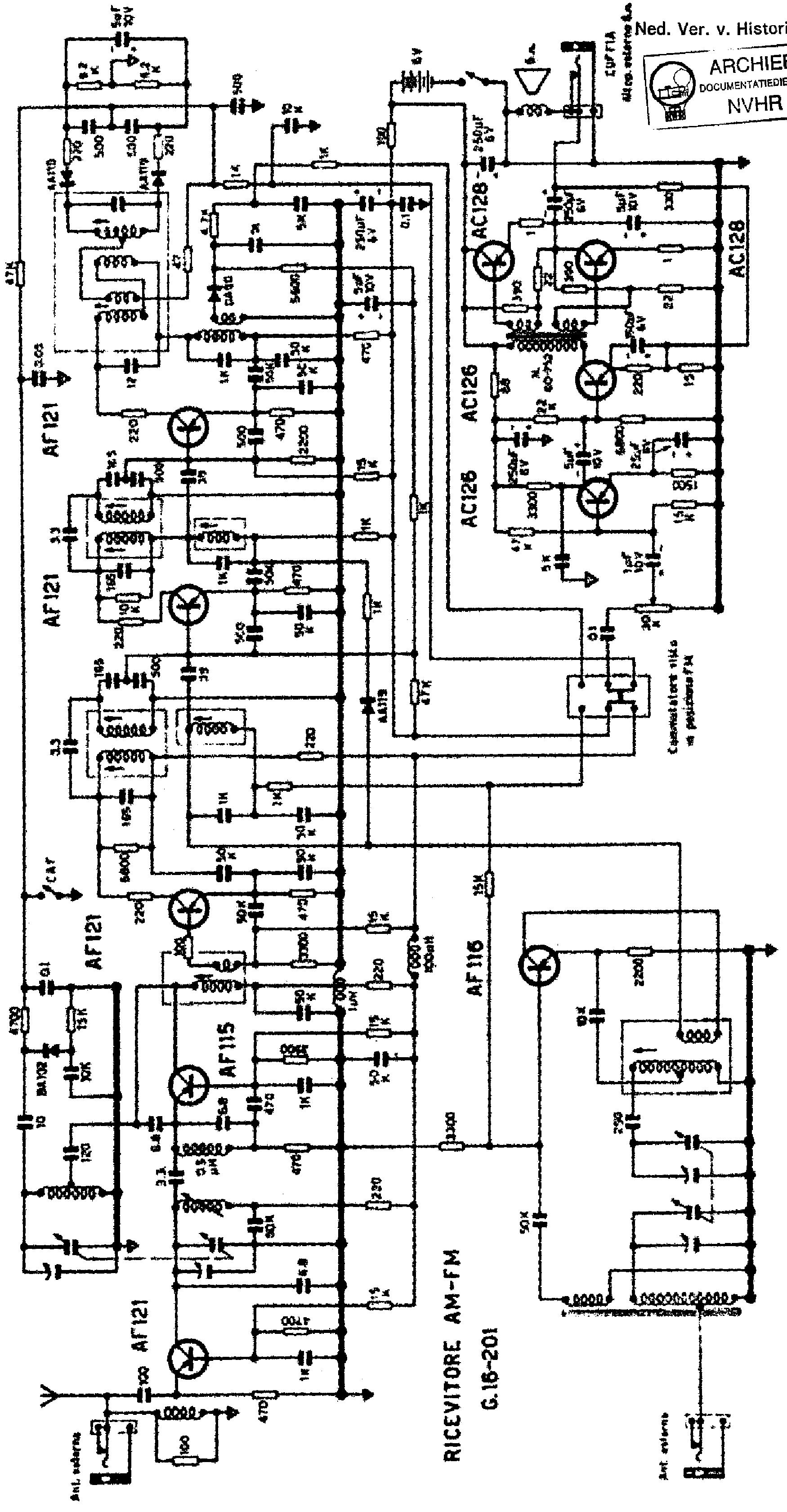 Geloso G273a Schematic Diagam Switch Diagram Suzukisavagecom Fictional Wiring 2x807 Audio Amplifier Sch Service Manual Download Rh Elektrotanya Com
