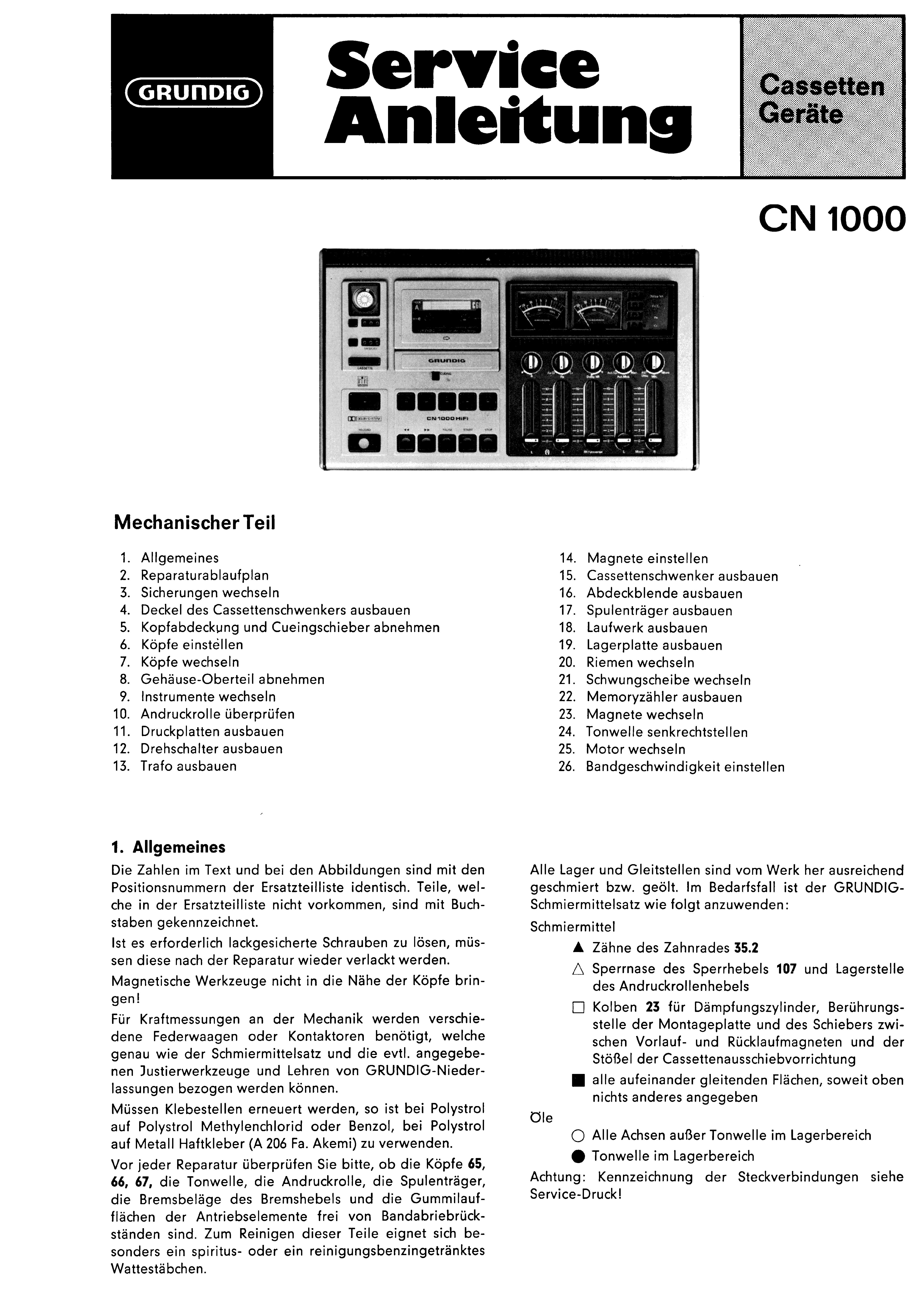 Similar manuals: GRUNDIG CAR RADIO 3200 3201 3300 3301 RDS GRUNDIG ...