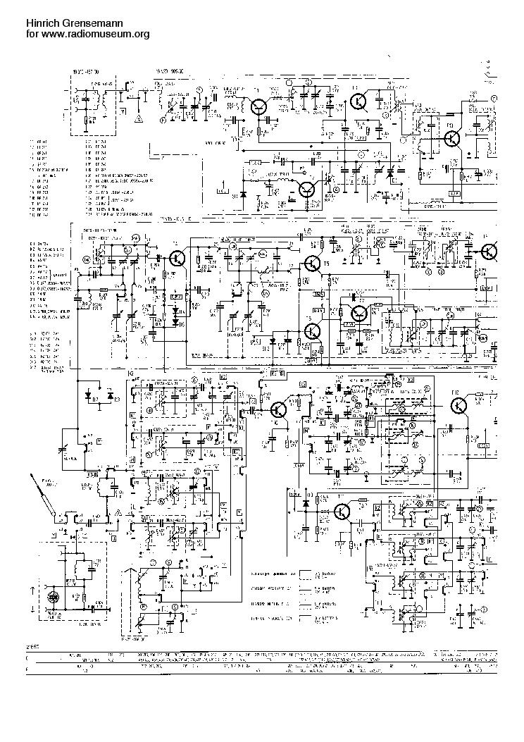 Grundig Satellit2000 Radio And Ssb Adapter 1973 Sm Service Manual Download  Schematics  Eeprom