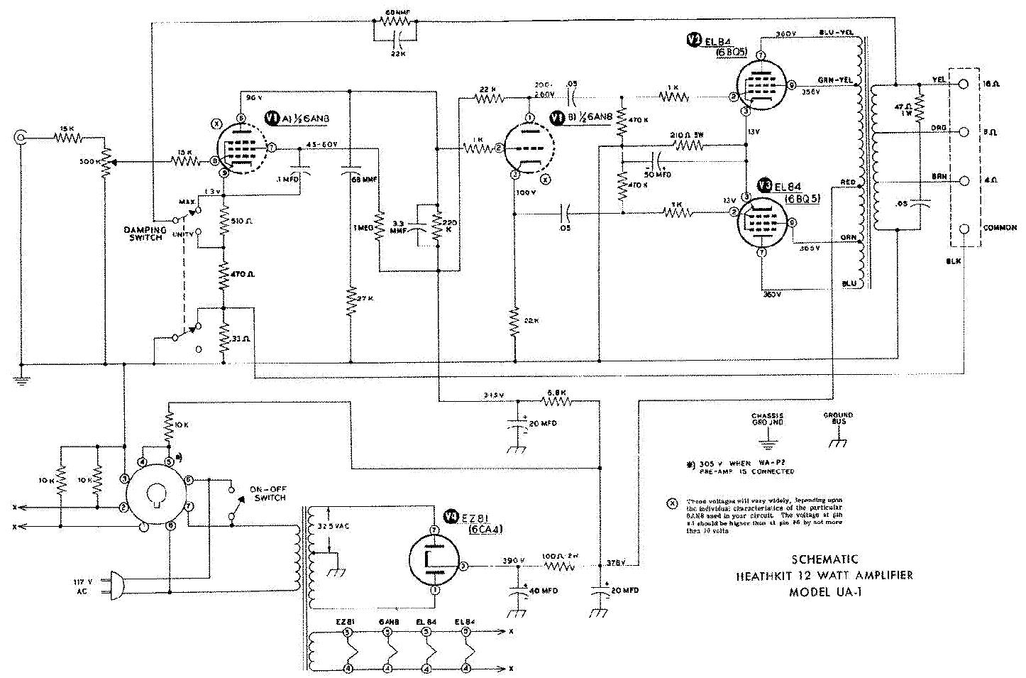 12w audio amplifier new model wiring diagram