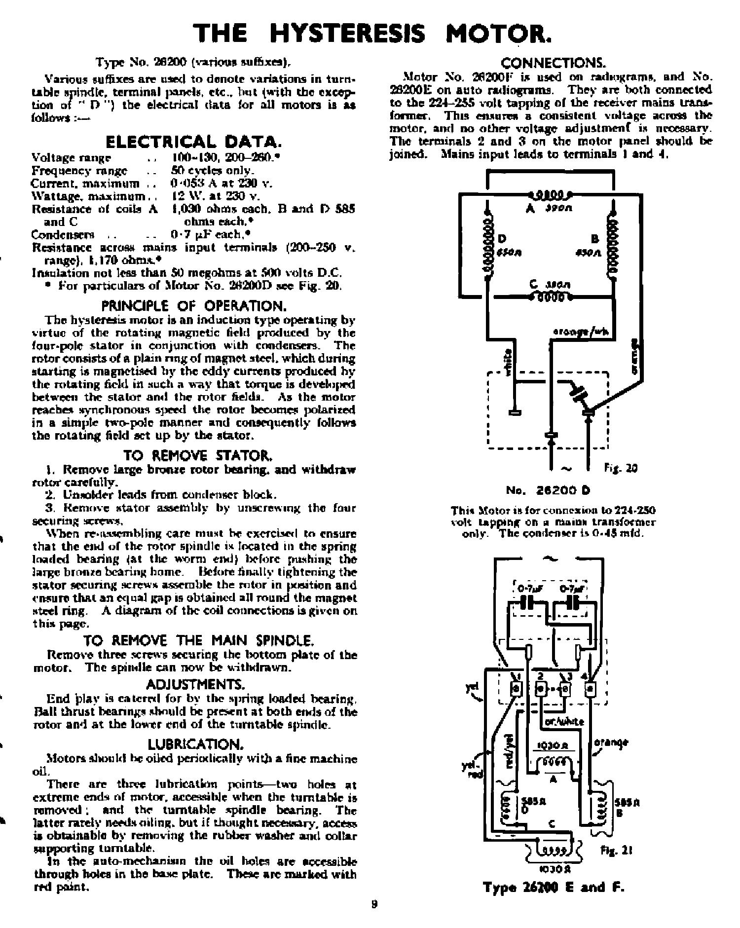 Hysteresis Motor Pdf
