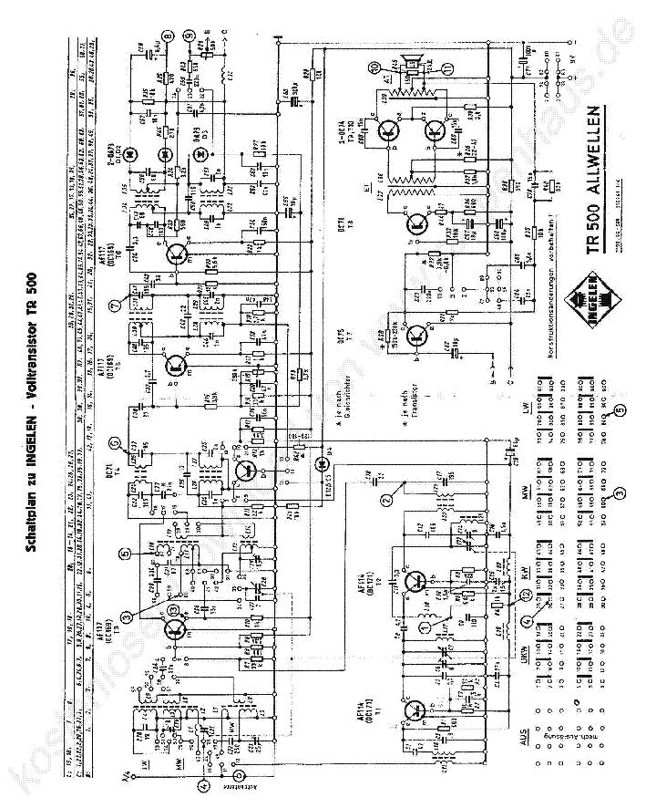 ingelen tr500 radio 1961 sch service manual download
