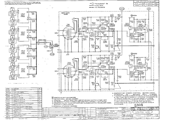 jbl mixer schematic