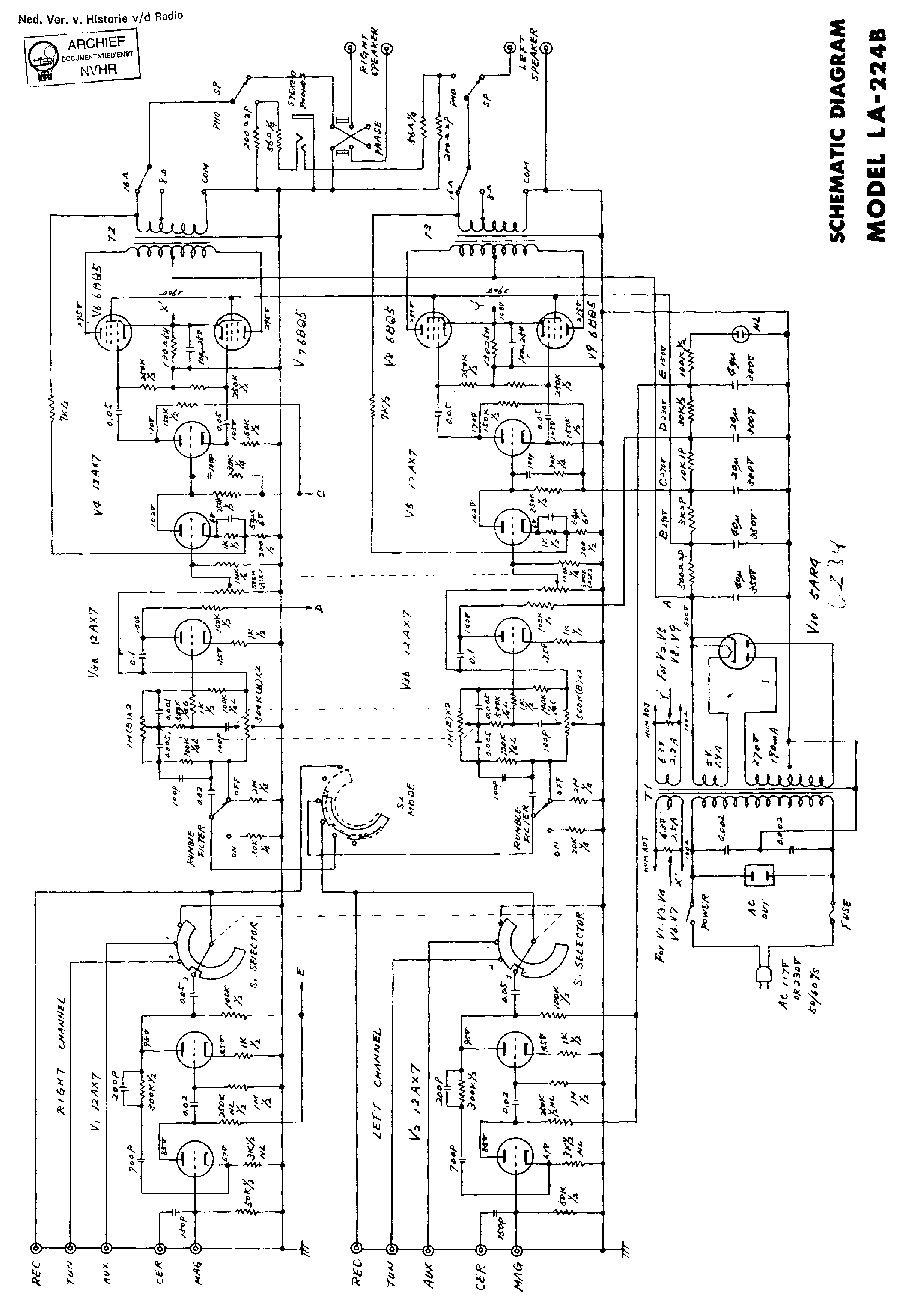 Pocket Receiver With Zn414 038 Lm386