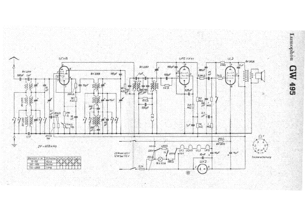 Am Radio Schematic