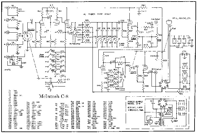 MC240 gif as well McIntosh3 together with Hh Scott 222b Repair Questions as well  moreover Hifi. on mcintosh mx110 schematic