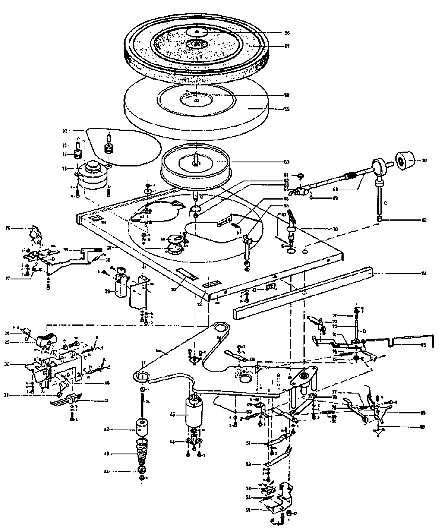 philips n4510 sm service manual download  schematics