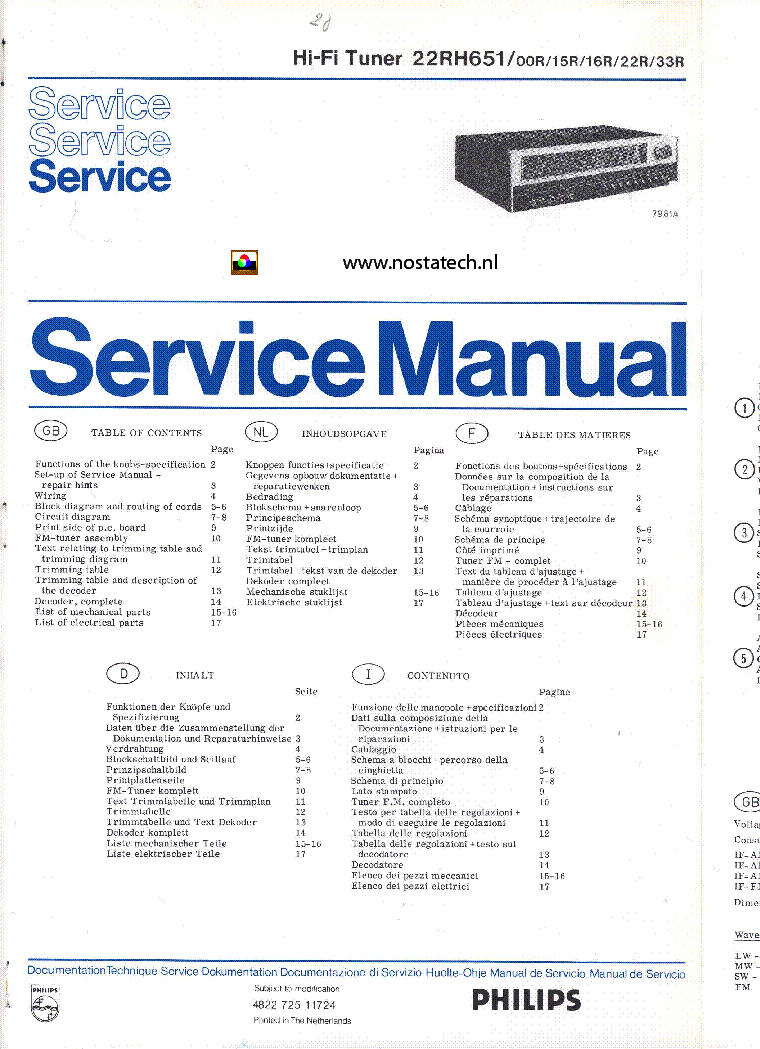 Philips home cinema soundbar blu-ray service manual and repair.