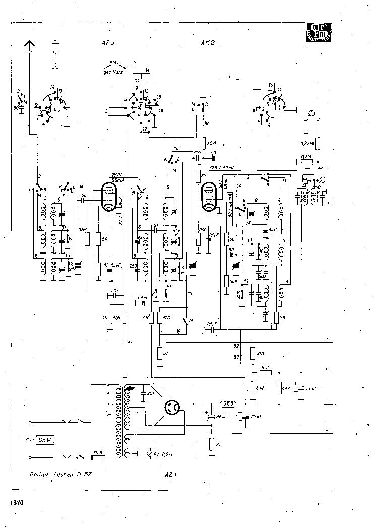 Philips Aachen D57 Sch Service Manual Download Schematics Eeprom