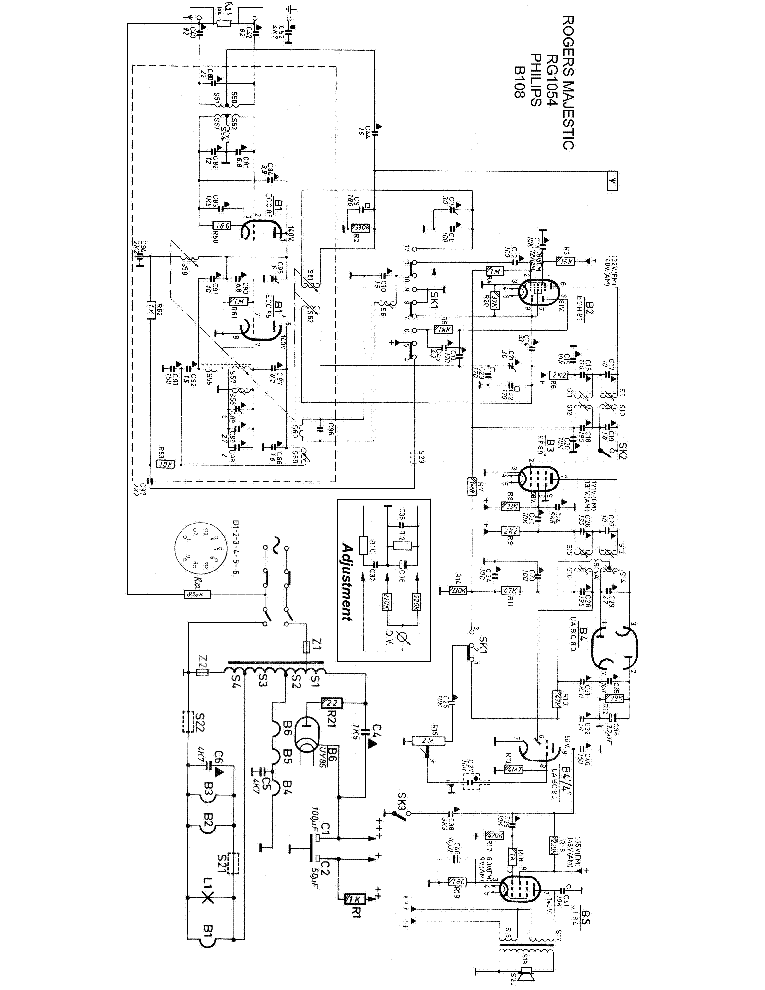 Philips Bd254u Service Manual Download Schematics Eeprom Repair