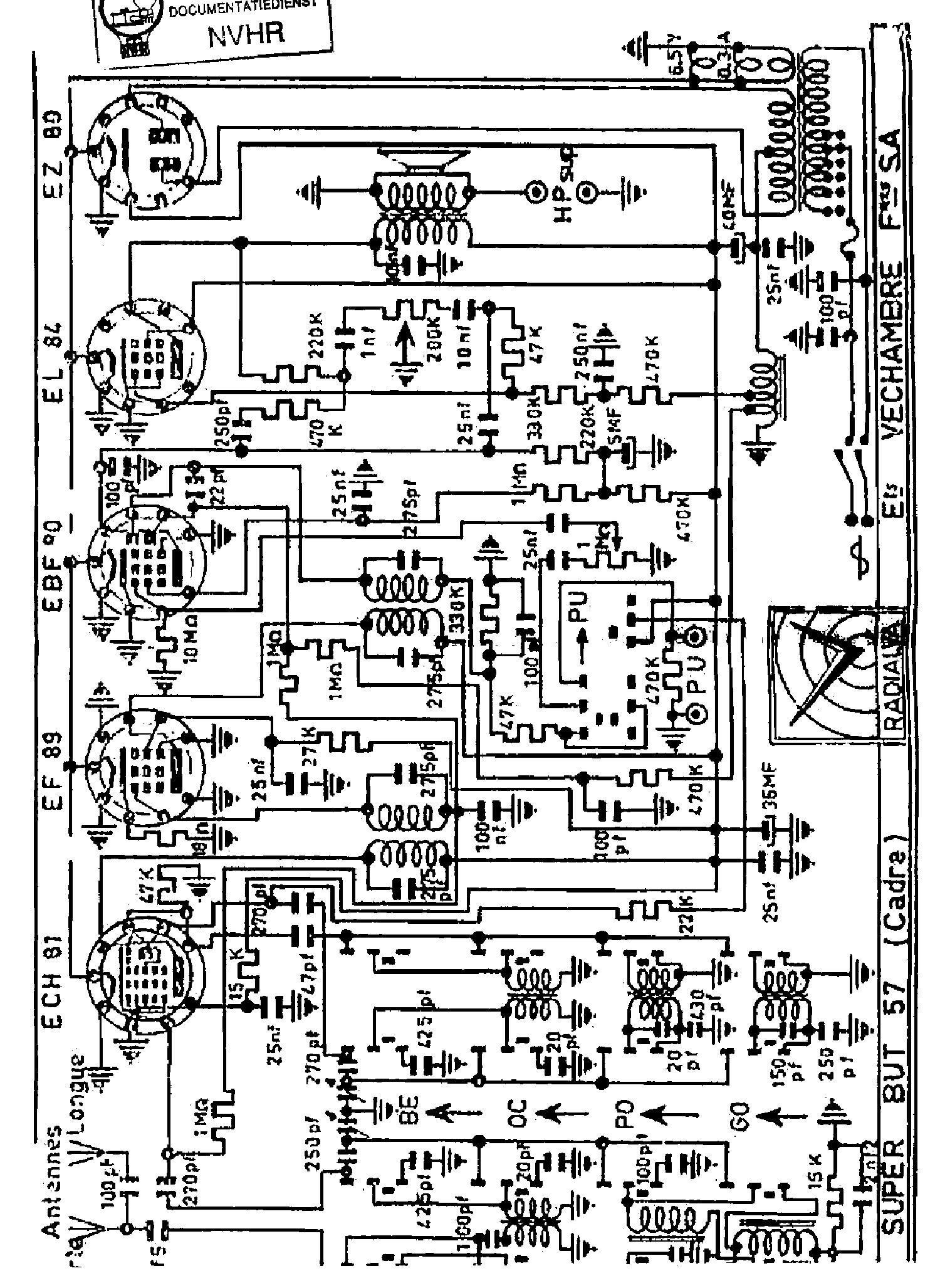 radialva super but 57 ac receiver sch service manual download Typical a C Wiring Diagram radialva super but 57 ac receiver sch service manual 1st page