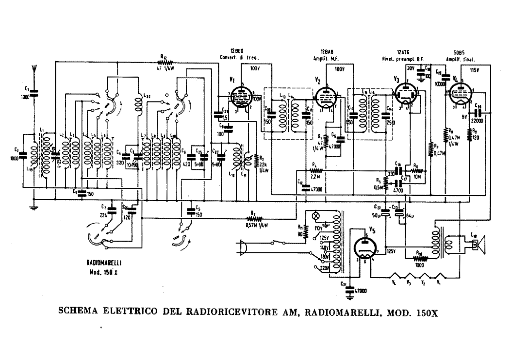 radiomarelli fido am radio receiver sch service manual download  schematics  eeprom  repair info