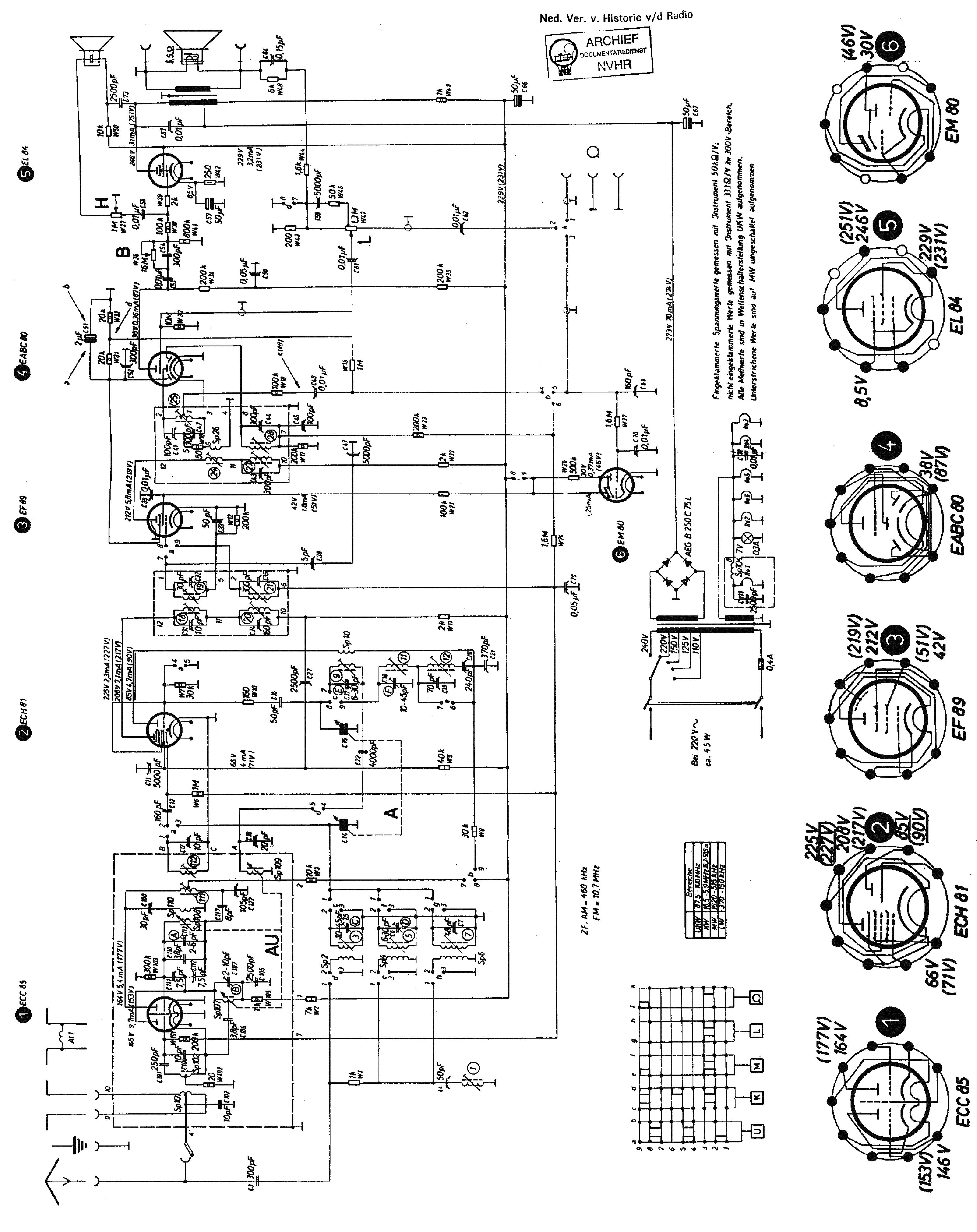 telefunken concertino hifi 101 service manual download