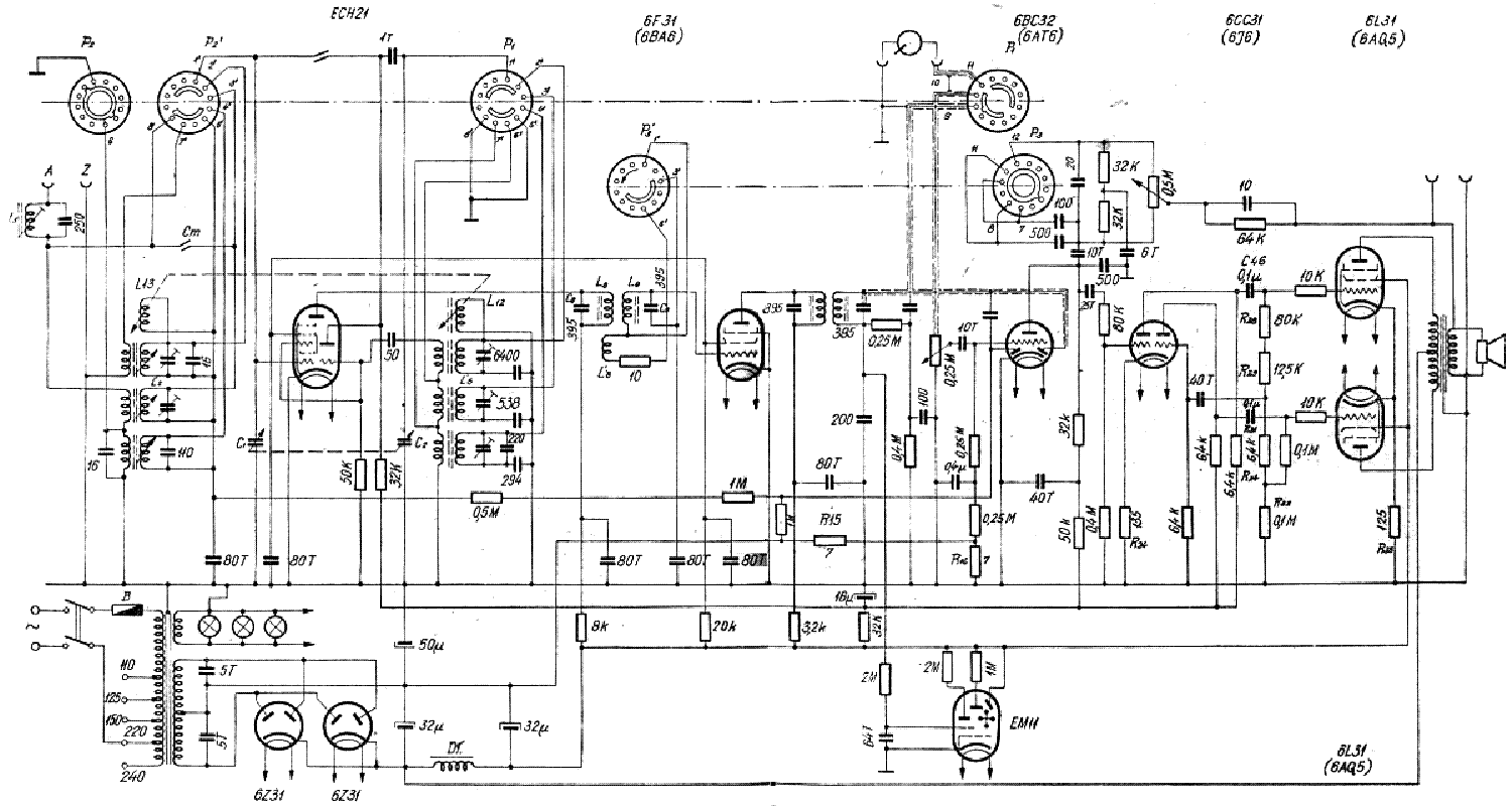 Tesla B116 Sch Service Manual Download Schematics Eeprom