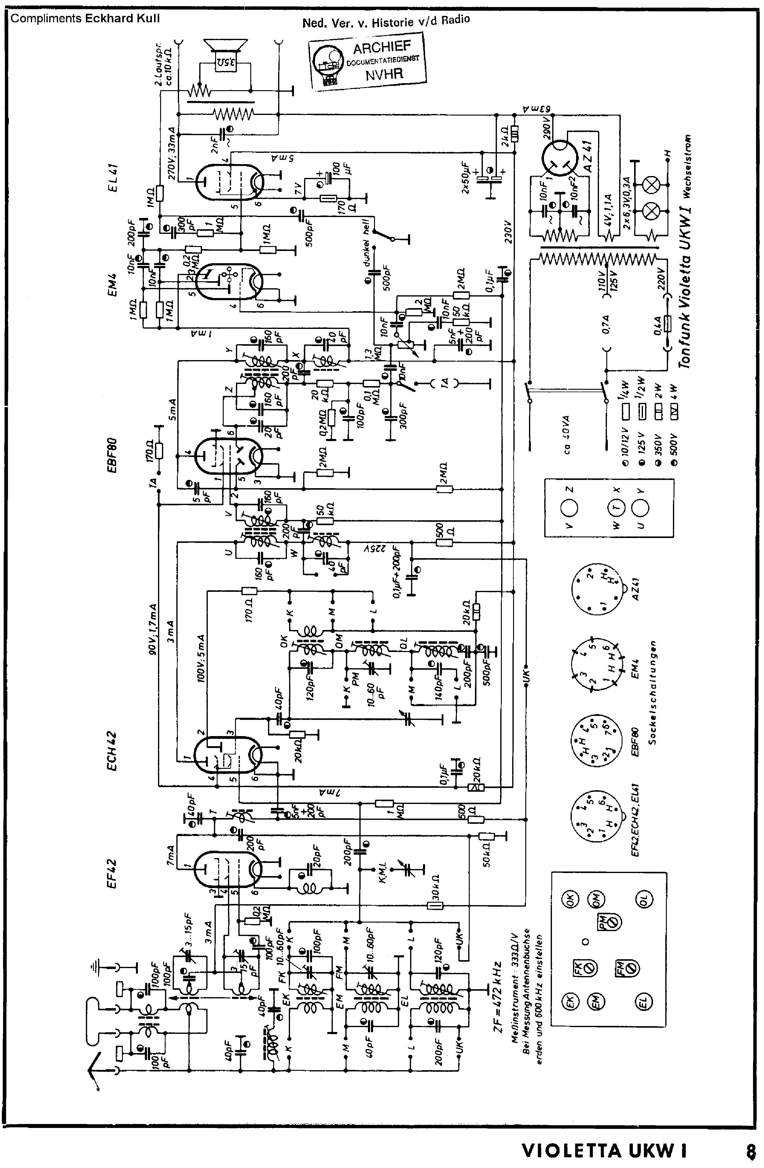 tonfunk w253