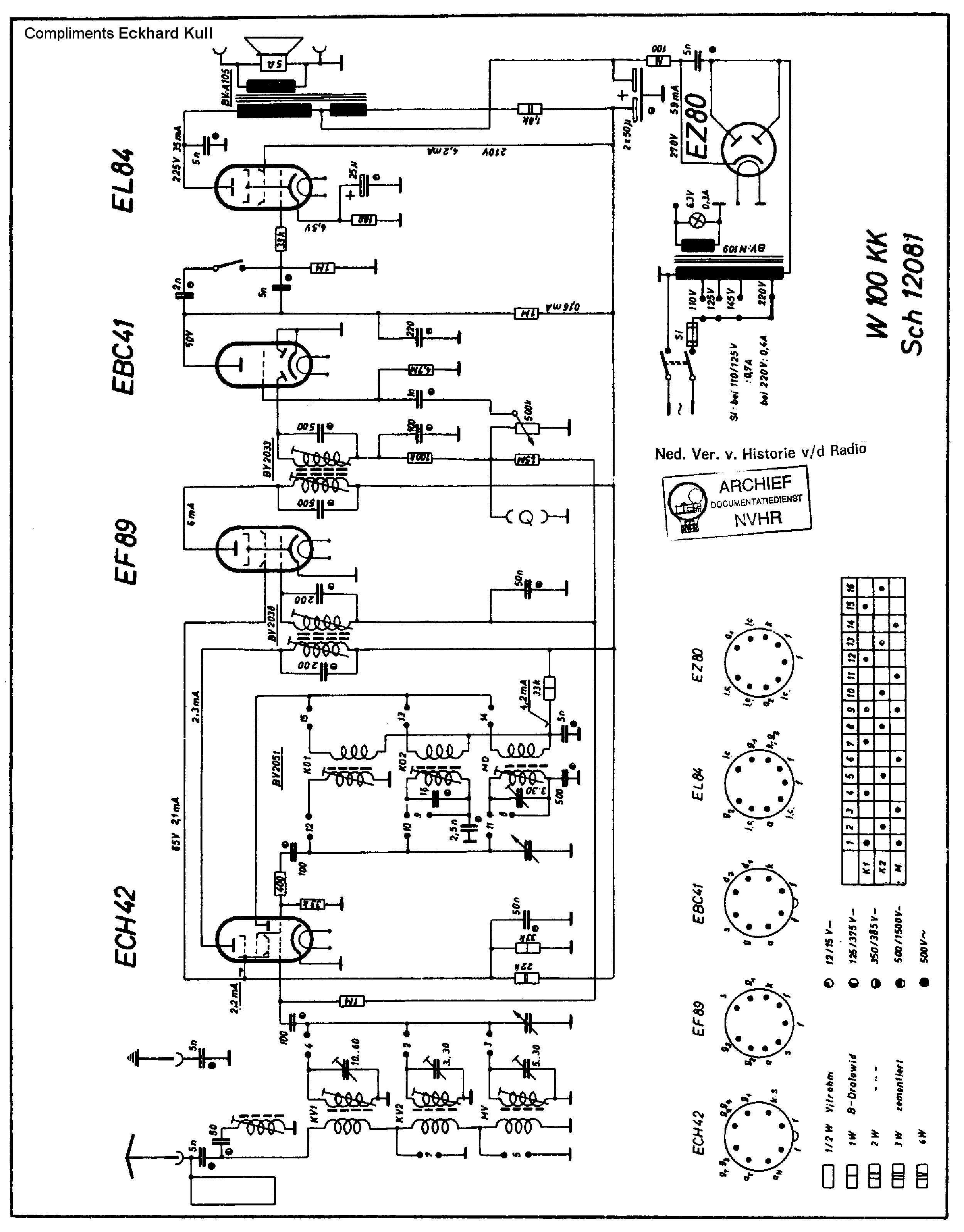 tonfunk w100kk ac receiver sch service manual download schematics Distribution Transformer Schematic tonfunk w100kk ac receiver sch service manual 1st page