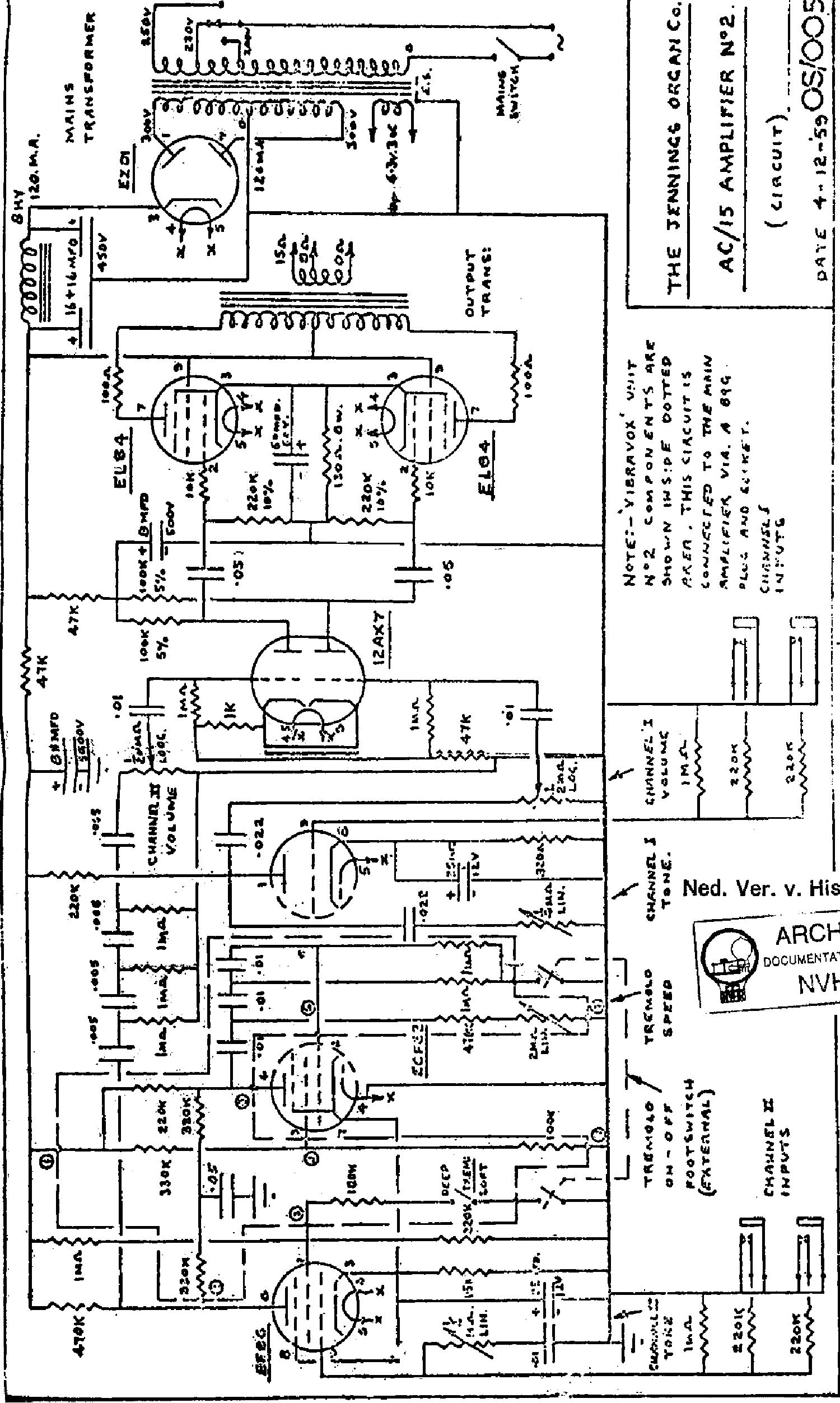 Vox V82 9 Tone Bender Schematic Automotive Wiring Diagram Pedal V829 Sch Service Manual Download Schematics Eeprom Rh Elektrotanya Com Fuzz