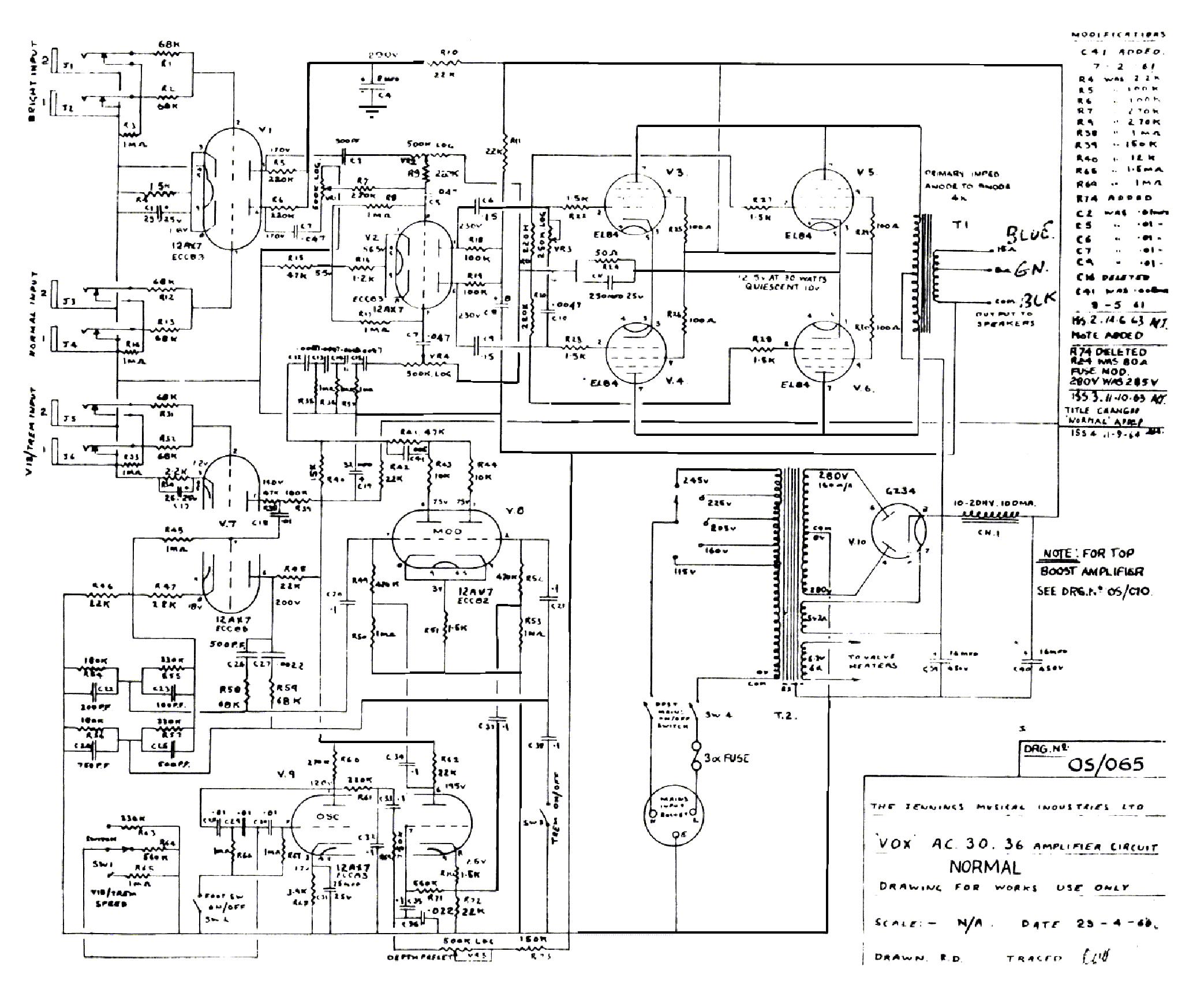 vox ac10 2 sch service manual download  schematics  eeprom