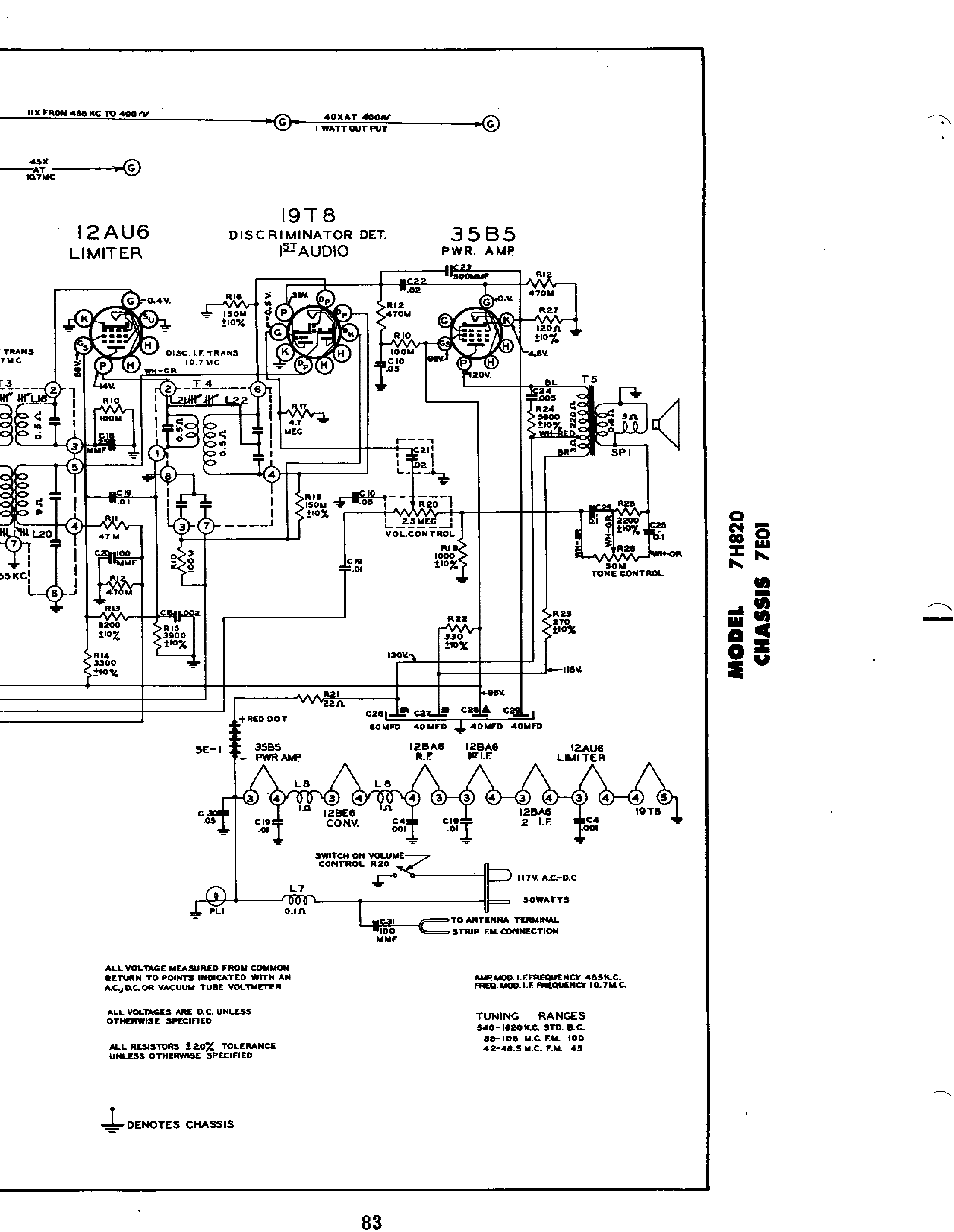 Page53 together with  furthermore Cow A Sock Ee as well 120322021726 as well 6cl6schematic. on zenith tube radio schematics