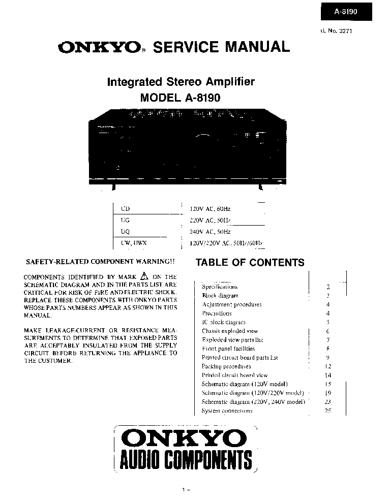 onkyo_a 8190 sm.pdf_1 onkyo a 8800 8690 sm service manual download, schematics, eeprom  at nearapp.co