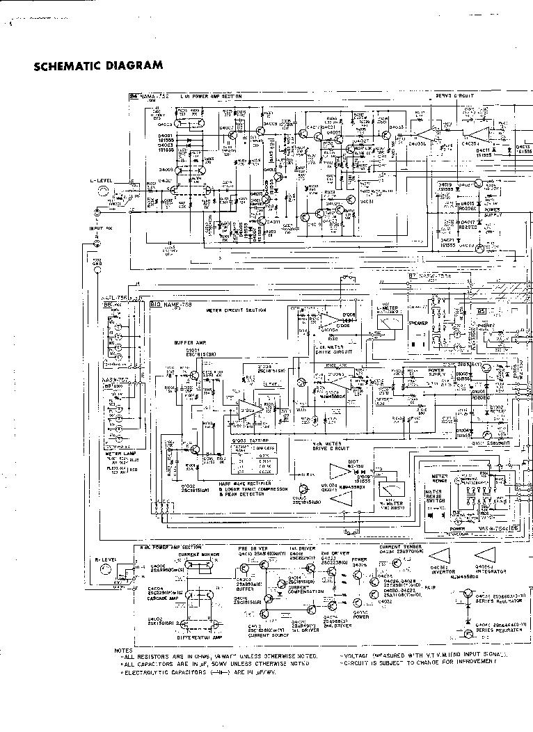 Onkyo Chr 185x Sm Service Manual Download Schematics Eeprom Wiring Diagram