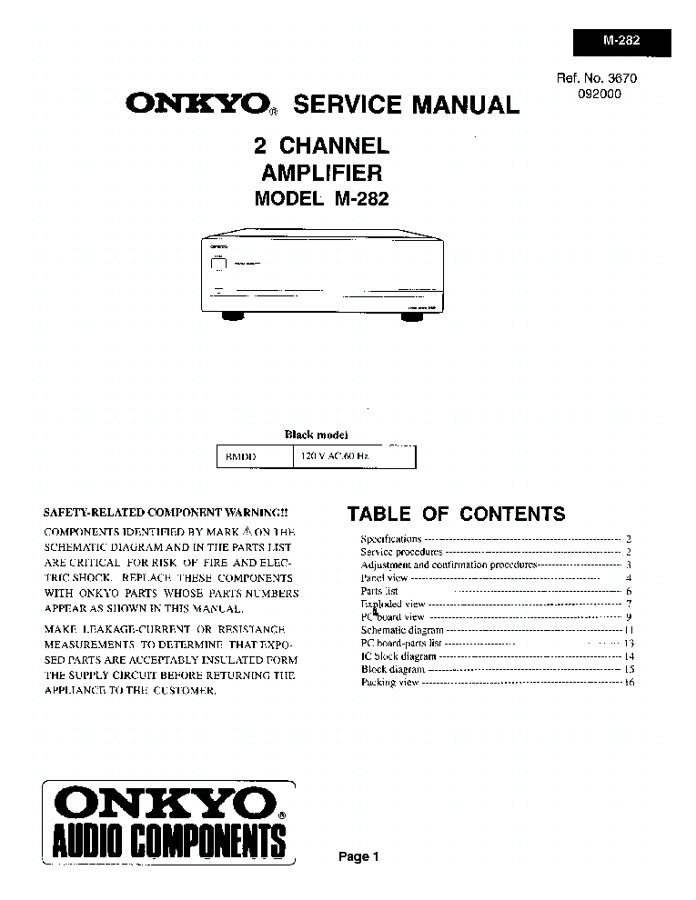 Related Manuals for Onkyo TX-NR609
