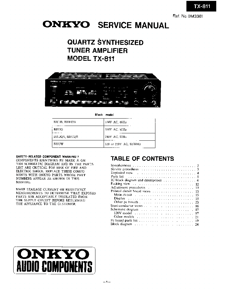 onkyo_tx 811 sm tuner amp.pdf_1 onkyo tx sr703 e sm service manual download, schematics, eeprom  at nearapp.co