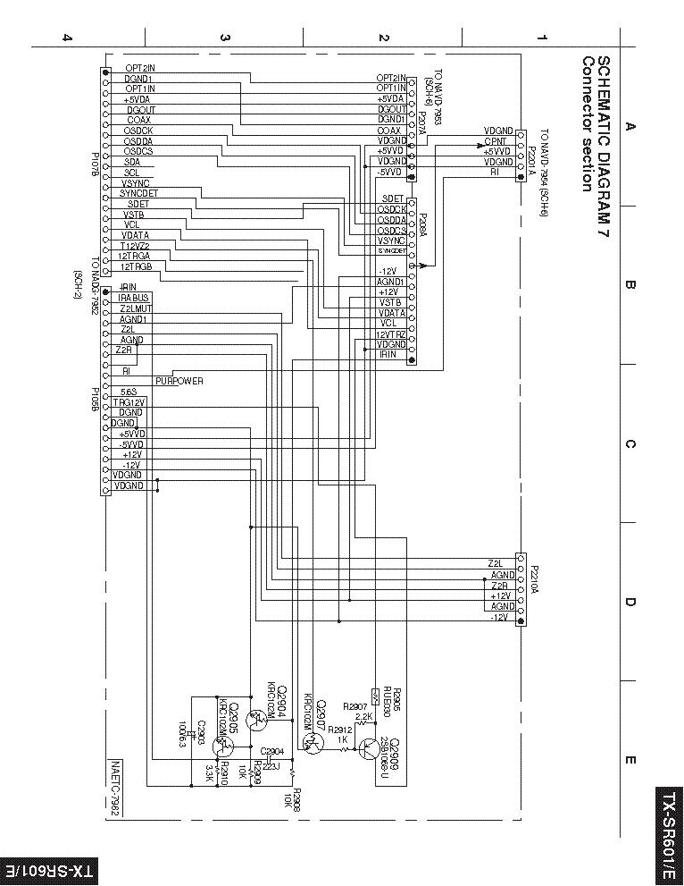 onkyo tx sr601 sch service manual download schematics eeprom rh elektrotanya com onkyo tx-sr601 manual pdf onkyo tx-sr 601 service manual
