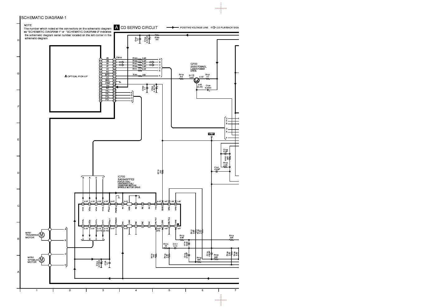 Panasonic Rx D26e Supplement Sch Service Manual Download Schematics Servo Motor Wiring Diagram 1st Page