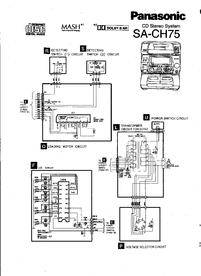 panasonic tv schematic diagram pdf enthusiast wiring diagrams u2022 rh rasalibre co
