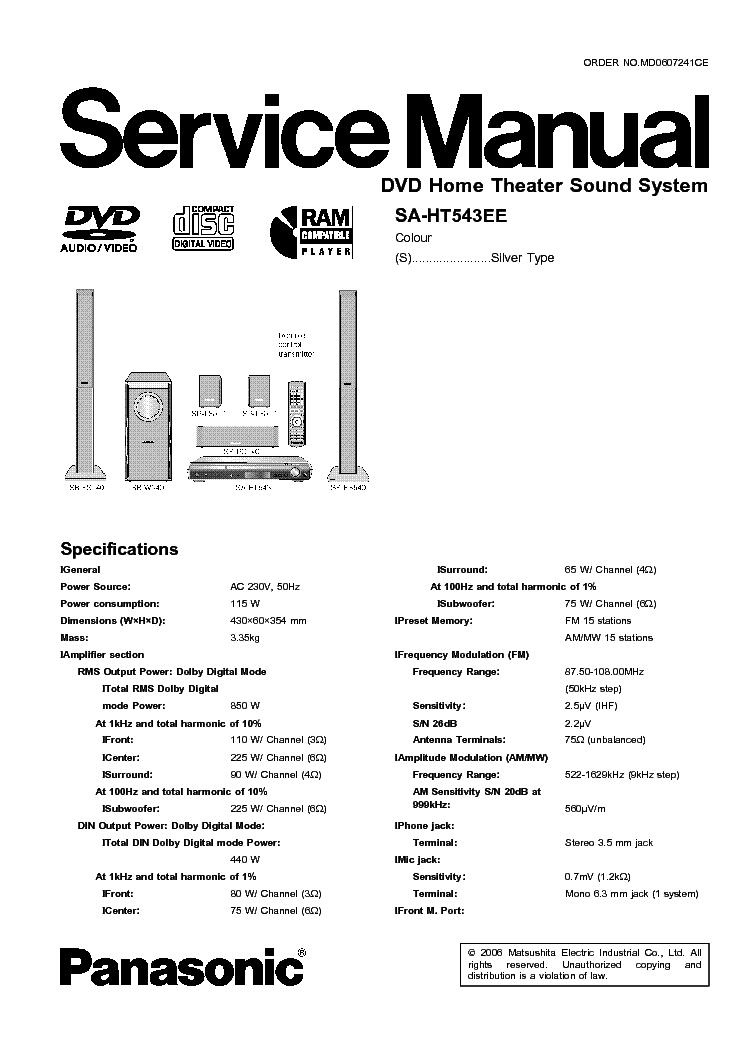 panasonic kx-tc1205rub