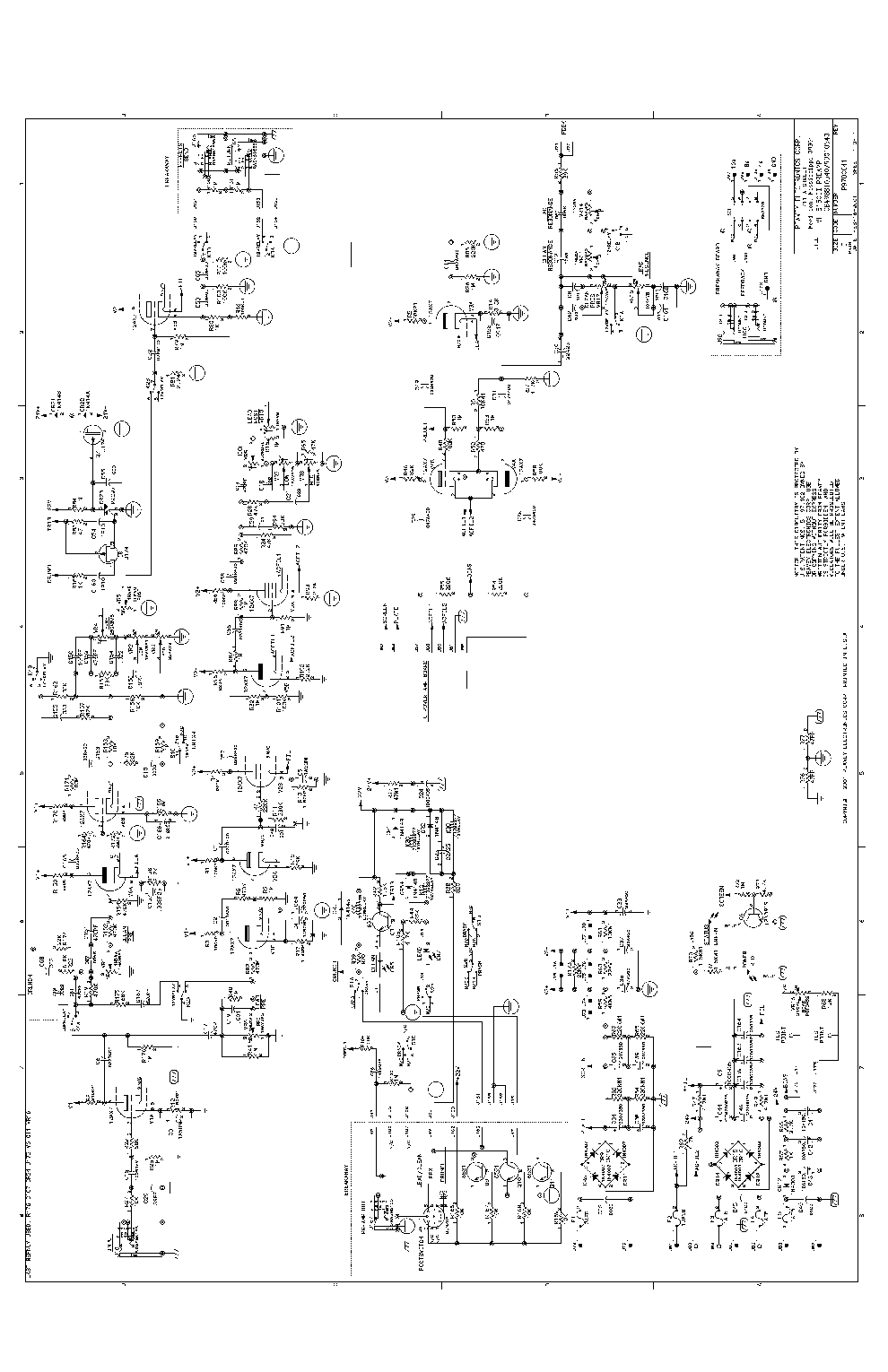 peavey 260 c schematic  peavey  get free image about