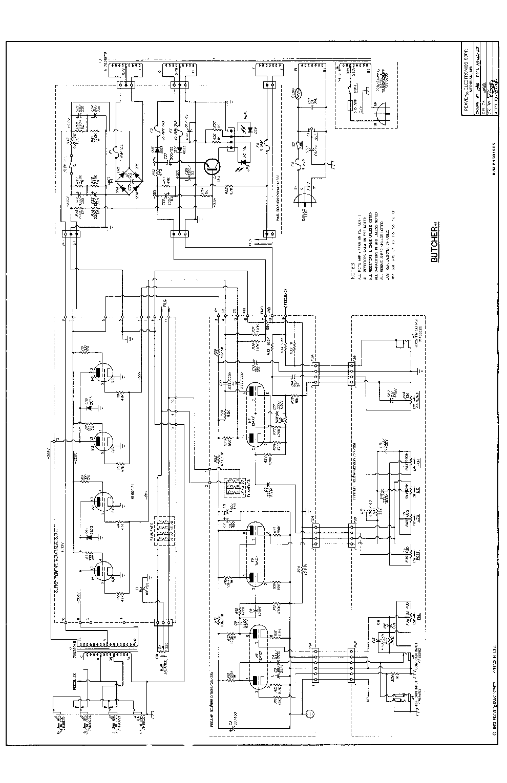 peavey tnt 100 1974 service manual download  schematics