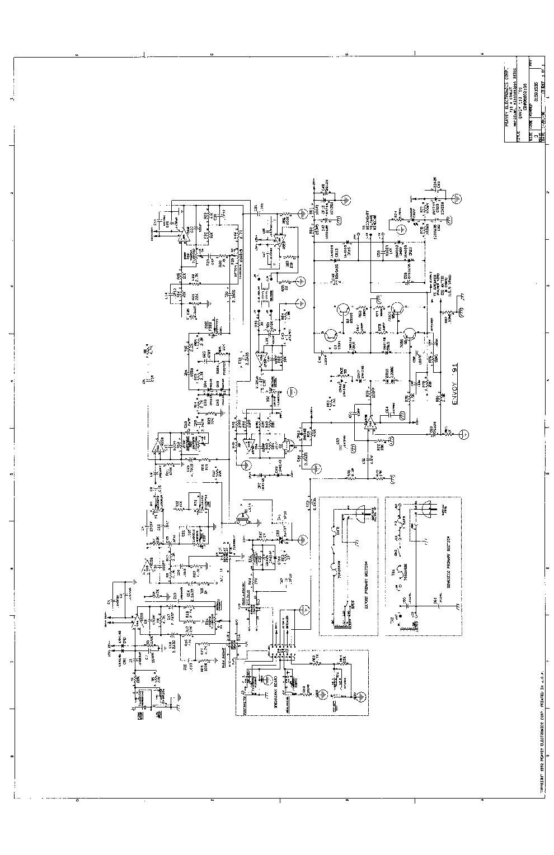 peavey envoy 110 service manual download  schematics