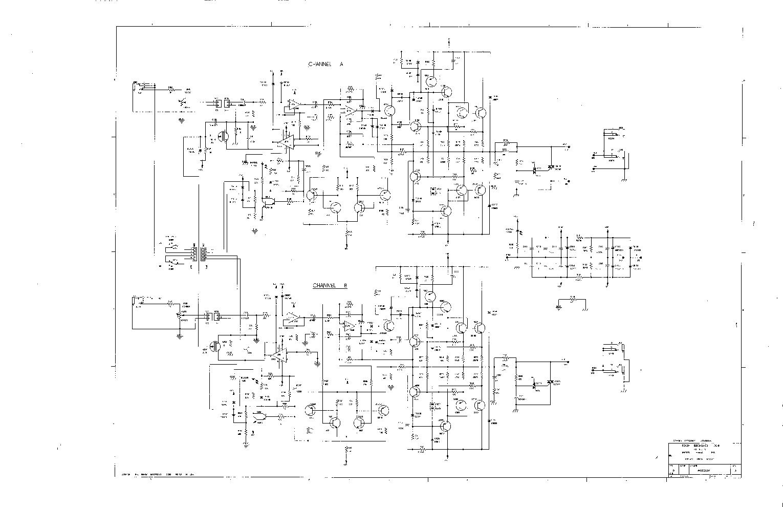 PEAVEY BACKSTAGE PLUS SCH Service Manual download, schematics