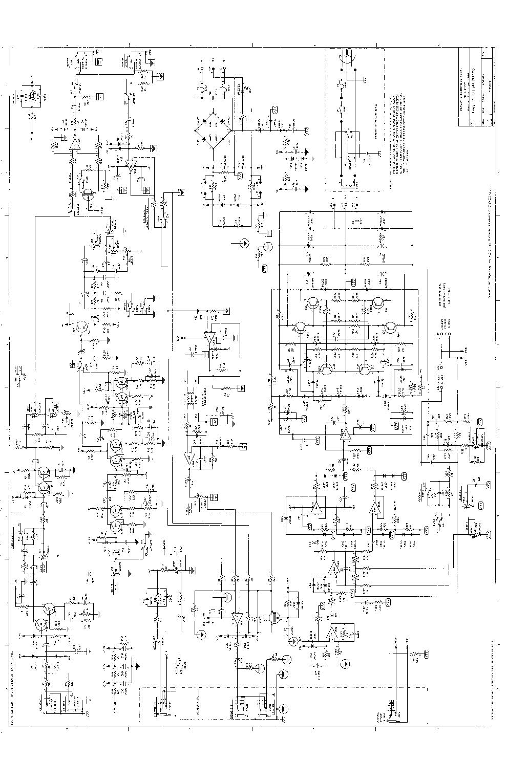 Peavey Bandit 112 Transtube Schematic