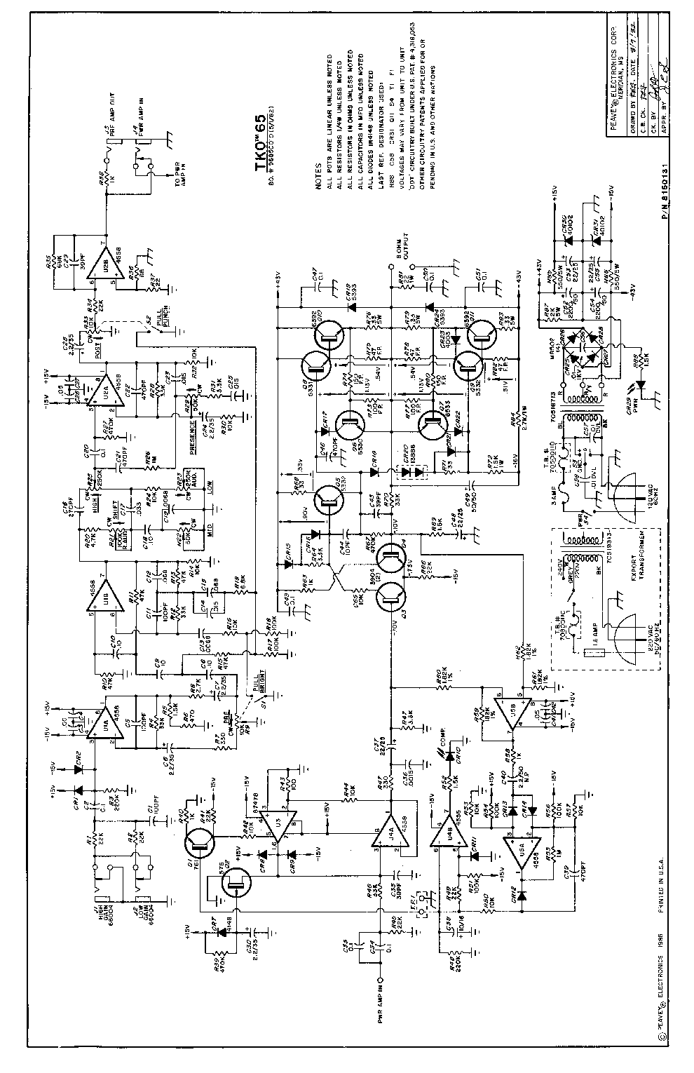 Passive Subwoofer Crossover Circuit Diagram likewise Jbl Marine Stereo Wiring Diagram furthermore Car audio  lifiers as well 216933 Hammond Ao 29 Conversion besides My Crossover. on series speaker crossover wiring diagram