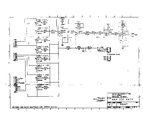 peavey renown 400 switch peavey wiring diagram free