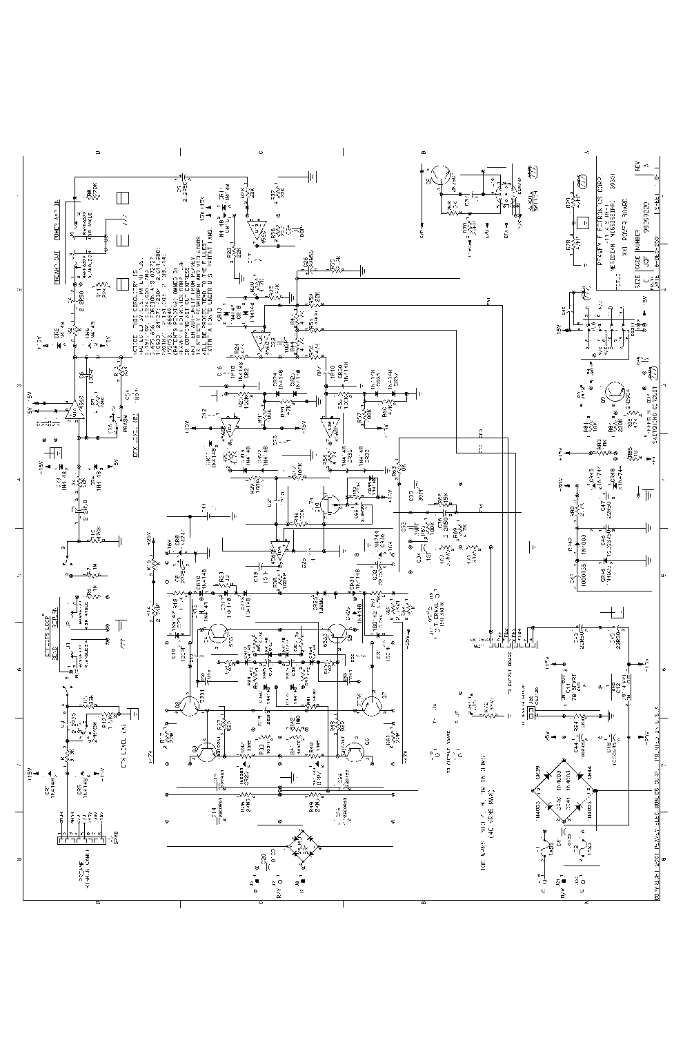 Peavey Ultra 112 Schematic Guide And Troubleshooting Of Wiring Speaker Diagram Schematics Pdf Get Free Image About 410 Review