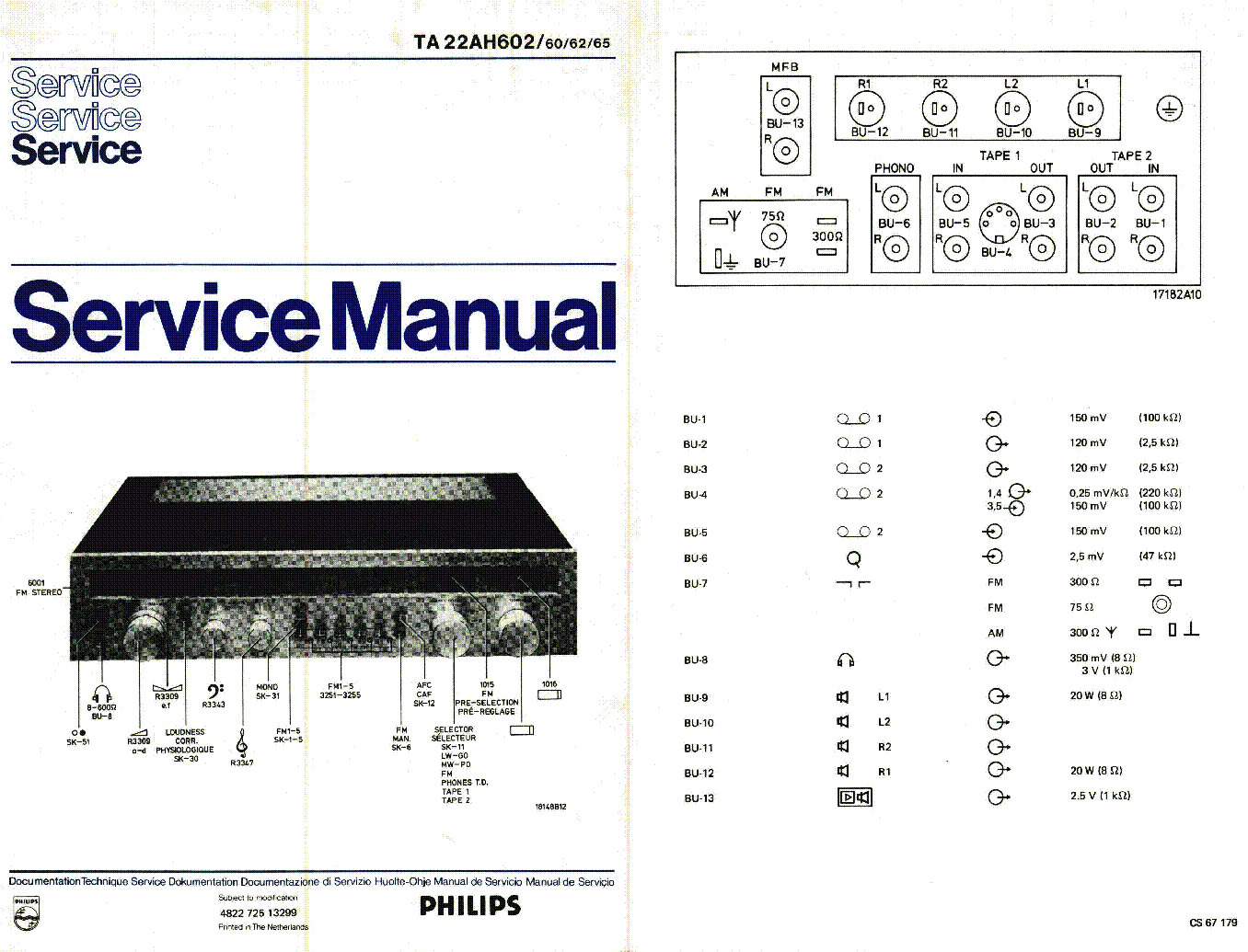 Philips Mcm704d Service Manual Free Download Schematics